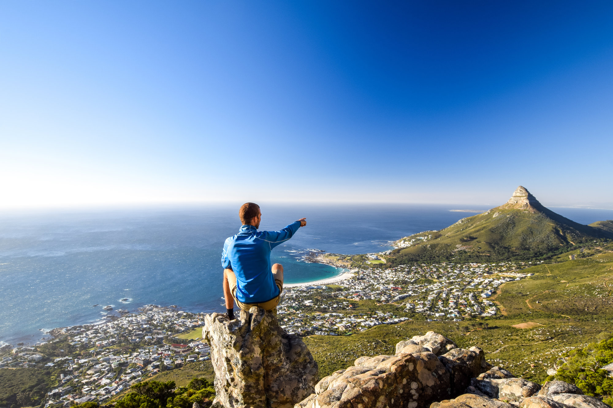 Escape + Explore: Cape Peninsula Wet & Wild Adventure